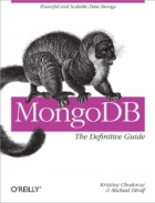 Book MongoDB: The Definitive Guide free
