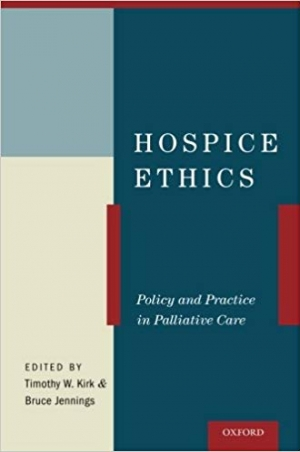 Download Hospice Ethics: Policy and Practice in Palliative Care free book as pdf format