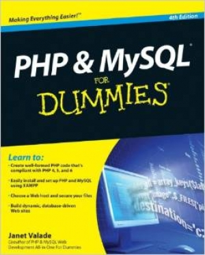 Download PHP and MySQL For Dummies, 4th Edition free book as pdf format