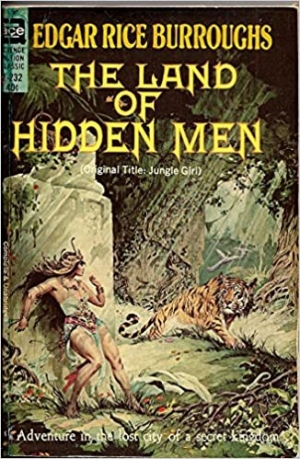 Download The Land of the Hidden Men free book as epub format
