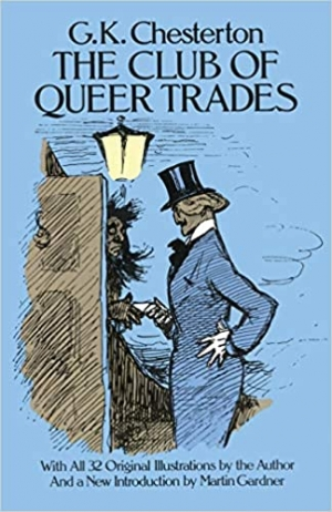 Download The Club of Queer Trades free book as epub format