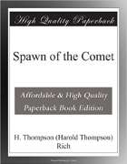 Book Spawn of the Comet free