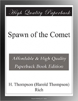 Download Spawn of the Comet free book as epub format
