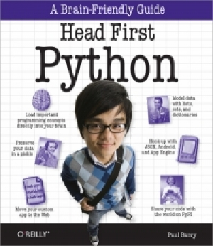Download Head First Python free book as pdf format