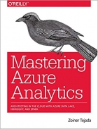 Book Mastering Azure Analytics free