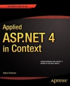 Book Applied ASP.NET 4 in Context free