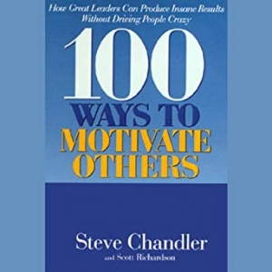 Download 100 Ways to Motivate Others free book as pdf format