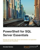 Book PowerShell for SQL Server Essentials free