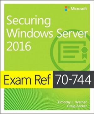 Download Exam Ref 70-744 Securing Windows Server 2016 free book as pdf format