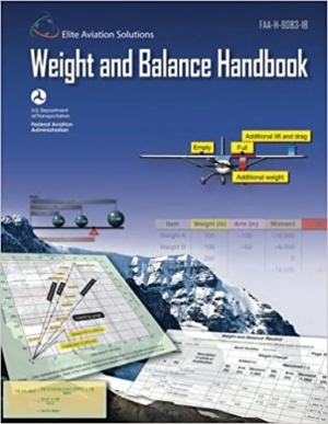 Download Weight and Balance Handbook FAA-H-8083-1B free book as pdf format