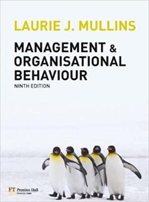 Download Management & Organisational Behaviour free book as pdf format