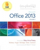 Book Exploring Microsoft Office 2013, Volume 1 free