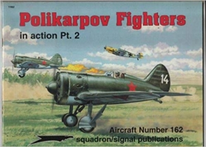 Download Polikarpov Fighters in action Pt. 2 - Aircraft No. 162 free book as pdf format