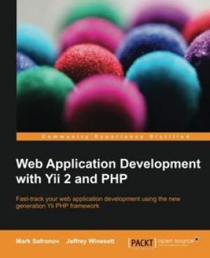 Download Web Application Development with Yii 2 and PHP free book as pdf format