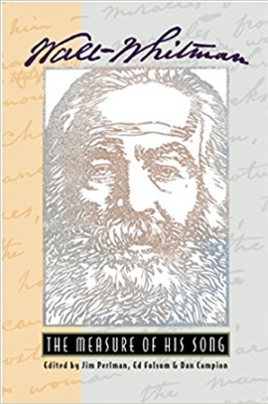 Download Walt Whitman: The Measure of His Song, 2nd Revised Edition free book as epub format