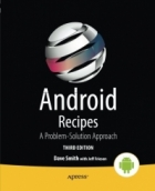 Android Recipes, 3rd Edition