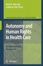 Book Autonomy and Human Rights in Health Care free