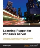 Learning Puppet for Windows Server