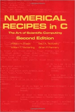Download Numerical Recipes in C: The Art of Scientific Computing, Second Edition free book as pdf format