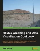 HTML5 Graphing & Data Visualization Cookbook