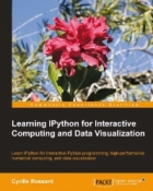 Book Learning IPython for Interactive Computing and Data Visualization free