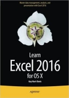 Book Learn Excel 2016 for OS X free