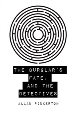 Download The Burglar's Fate, and The Detectives free book as epub format