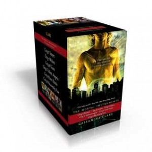 Download The Mortal Instruments, the Complete Collection: City of Bones; City of Ashes; City of Glass; City of Fallen Angels; City of Lost Souls; City of Heavenly Fire free book as epub format