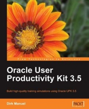 Download Oracle User Productivity Kit 3.5 free book as pdf format