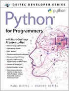 Book Python for Programmers: with Big Data and Artificial Intelligence Case Studies free