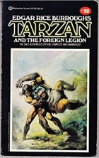 Book Tarzan and the Foreign Legion free