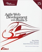Book Agile Web Development with Rails 5 free