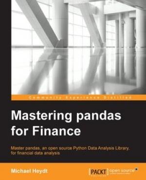 Download Mastering Pandas for Finance free book as pdf format