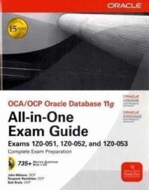 Download OCA/OCP Oracle Database 11g All-in-One Exam Guide free book as pdf format