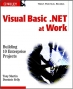 Book Visual Basic.NET at Work: Building 10 Enterprise Projects free