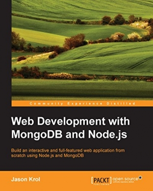 Download Web Development with MongoDB and Node.js free book as pdf format