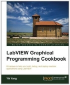 Book LabVIEW Graphical Programming Cookbook free
