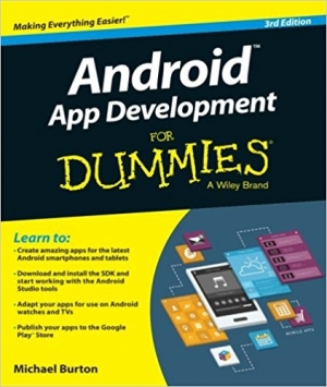 Download Android App Development For Dummies, 3rd Edition free book as pdf format