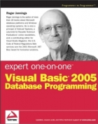 Book Expert One-on-One Visual Basic 2005 Database Programming free