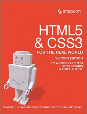 Download HTML5 & CSS3 For The Real World, 2 Edition free book as pdf format