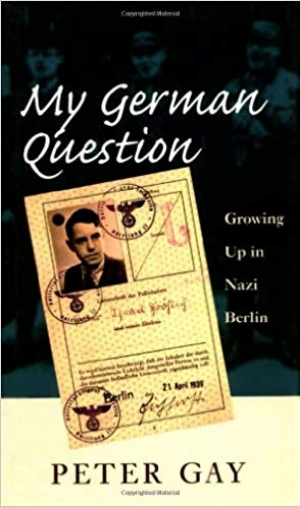 Download My German Question: Growing Up in Nazi Berlin free book as pdf format