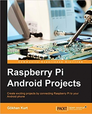 Download Raspberry Pi Android Projects free book as pdf format