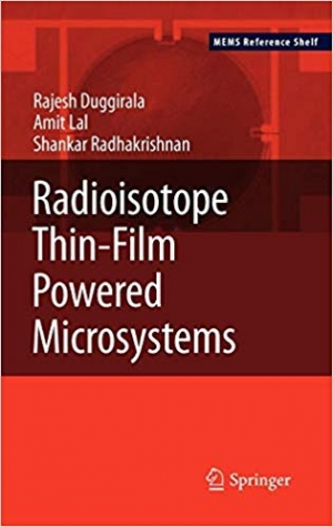 Download Radioisotope Thin-Film Powered Microsystems (MEMS Reference Shelf) free book as pdf format