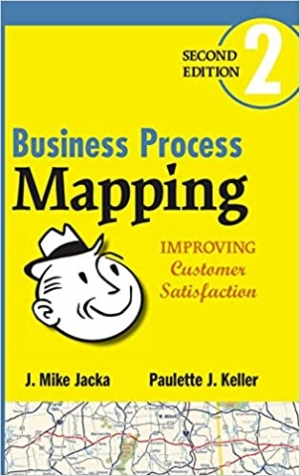 Download Business Process Mapping: Improving Customer Satisfaction free book as pdf format