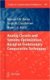 Book Analog Circuits and Systems Optimization based on Evolutionary Computation Techniques (Studies in Computational Intelligence) free