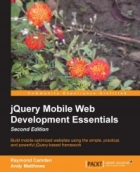 Book jQuery Mobile Web Development Essentials, 2nd Edition free