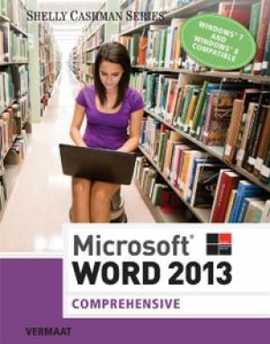 Download Microsoft Word 2013: Comprehensive free book as pdf format