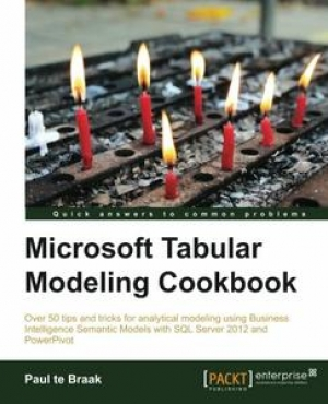 Download Microsoft Tabular Modeling Cookbook free book as pdf format