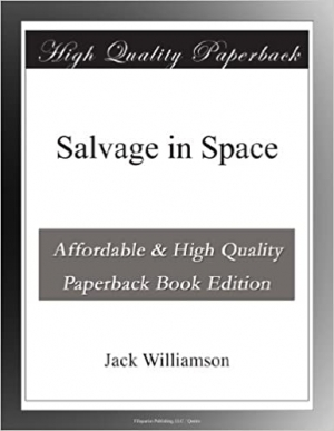 Download Salvage in Space free book as epub format