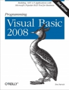 Book Programming Visual Basic 2008 free